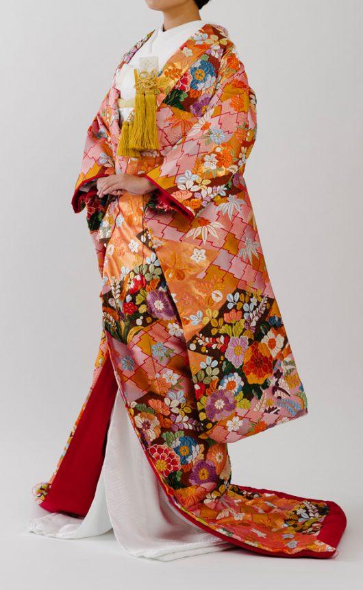 桃山花比べの写真
