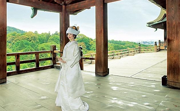 世界文化遺産 清水寺の写真
