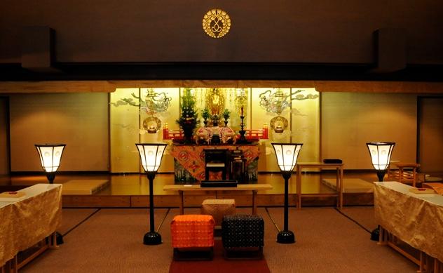 大谷本廟の写真
