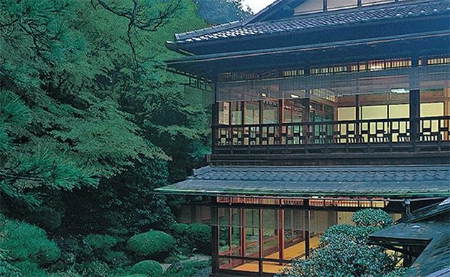 京都ホテルオークラ<br /> 別邸 粟田山荘の写真