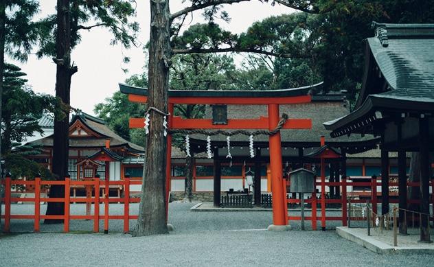 吉田神社の写真